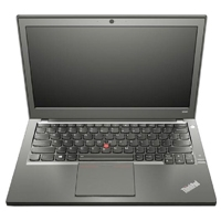 THINKPAD X240 CORE I3-4010U 1.7GHZ/4GB/500GB/12.5/WIFI+BT/TPM/FPR/6C/WIN 8.1 PRO 64 DG WIN 7 PRO