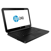 HP 240G3 CEL N2840 2.16GHZ/2GB/500GB/14LED HD SVA AG FLAT/NO ODD/WIN 8.1EM64WBING/BAT 4C/1/1/0