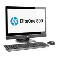 HP AIO ELITE ONE 800 G1 CORE I5-4590S 3.0GHZ/ 8GB/ 500GB/ NO OPTICO/ 23/ WIN 8.1PRO64/ WI-FI/ 3-3-3