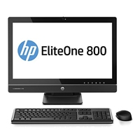 HP AIO ELITE ONE 800 G1 CORE I7-4790S 3.2GHZ/ 8GB(1X8)/1TB/DVD-RW/LM/23 TOUCH/WIN8.1PRO-7PRO64/3-3-3