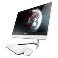 IDEACENTRE AIO C40-05 AMD A6 6310 1.8GHZ R4/4GBX1/1TB/PANT 21.5 FHD 250 NITS/WINDOWS 8.1 64B/BLANCA