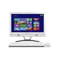 IDEACENTRE AIO C40-30 CORE I3 4005U 1.7GHZ/ 4GBX1/ 500GB/ 21.5 FHD 250 NIT/ DVD/WIN 8.1 64 EM/BLANCA