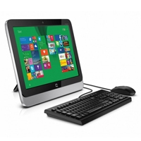HP COMPAQ 18-4415LA AIO AMD E1-6010 1.35GHZ / 4GB / 500GB / DVDRW / 18.5 / LT7-1 / WINDOWS 8.1