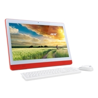 ACER ASPIRE AIO AZ1-611-MW51 CELERON QC J1900 2GHZ/ 4GB/ 1TB/ 19.5/ DVD/ BLANCO-ROJO/ WINDOWS 8.1