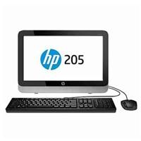 HP AIO 205 G2 AMD DUAL CORE E1-6010 1.35GHZ/ 4GB/ 500GB/ SLIM DVDRW/ 18.5/ WINDOWS 8.1 PRO 64/ 1-1-1
