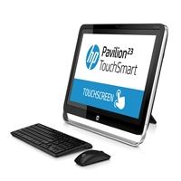 HP PAVILION 23-P104LA AIO AMD A8-7600 QC 3.1GHZ/ 8GB/ 1TB/ 23 TOUCH/ LT7-1/ DVD-RW/ WINDOWS 8.1