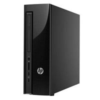 HP 280 SLIM TOWER CORE I3 4170 3.7GHZ / 4GB / 500GB / DVDRW / WIN 10 P-DG764B