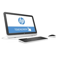 HP PAVILION 22-3102LA AIO PENTIUM G3250T DC 2.80GHZ/ 4GB/ 1TB/ 21.5 FULL HD/ LT3-1/ DVD-RW/ WIN 10H