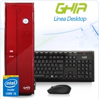 GHIA DESKTOP CORE I5 4460 3.2 GHZ/4GB/1TB/DVD+RW/LM6-1/SFF-R
