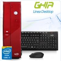 GHIA DESKTOP CORE I7 4790 3.6 GHZ/8GB/1TB/DVD+RW/LM6-1/SFF-R/W10PRO