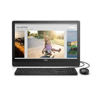 INSPIRON 24 AIO CORE I5 6200 2.8GHZ / 8GB / 1TB / DVDRW / 23.8 FHD TOUCH/ WIN 10 / MCAFEE 12 MONT