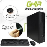 GHIA MAGNO CORE I3 6100 3.7 GHZ/4GB/500GB/DVD+RW/SFF