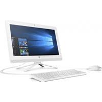 HP PAVILION AIO 20-C006LA CI3 DC 6100U 2.3GB/4GB/1TB/19.5/DVD-RW/WIND 10 H BLANCP NIEVE
