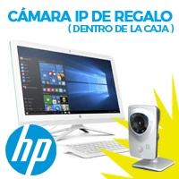 HP PAVILION AIO 24-G013LA AMD A6-7310 QC 20GHZ/8GB/1TB/241920X1080/DVD-RW/WIN 10H/VERDE AZULADO ENSUEÑO