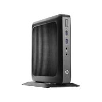 THIN CLIENT FLEXIBLE HP T630 AMD A8 PRO-8600B 1.6GHZ 4 CORES/4GB DDR4/32GB FLASH MLC/ AMD™GX-420GI SOC RADEON/ WINDOWS 7-EM 32/1-1-0