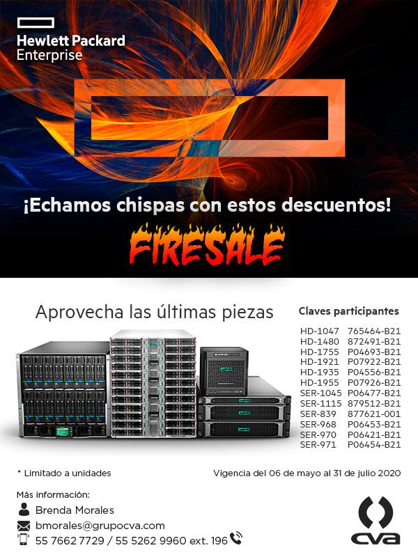 Post it promo Firesale HPE