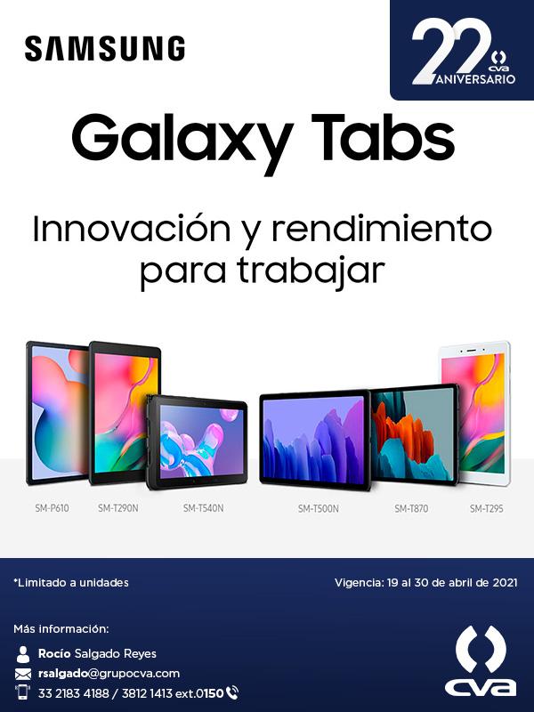 Galaxy Tabs Samsung